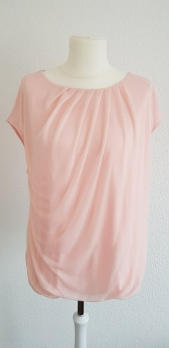 Alessa W. Top col bénitier rosé