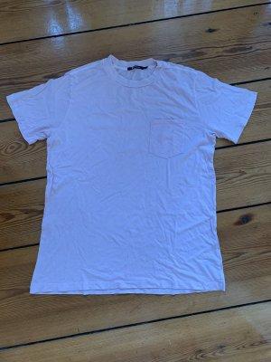 Alexander Wang T-Shirt light pink cotton