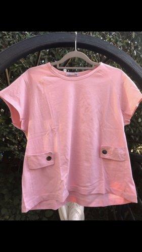 Rosa Shirt von Zara