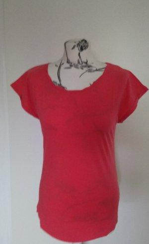 armedangels T-shirt rosso-rosa