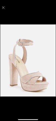 Rosa Silber High Heels