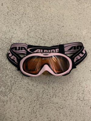 Alpina Bril roze-zwart