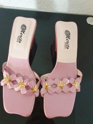 Clog Sandals pink