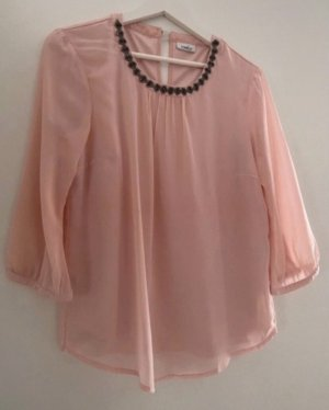 Only Silk Blouse pink-pink