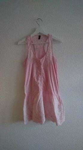 Rosa Sommerkleid