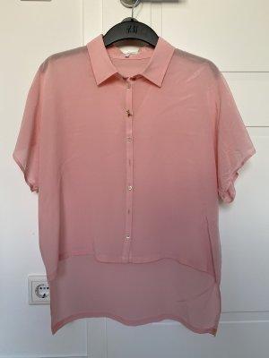 Rosa sommerliche Bluse von Patrizia Pepe