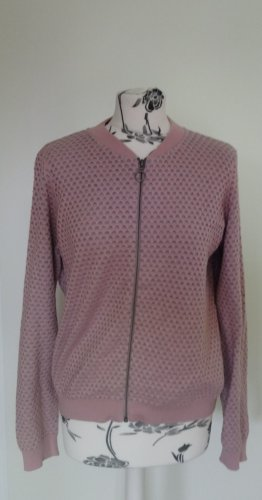 armedangels Knitted Cardigan pink-grey