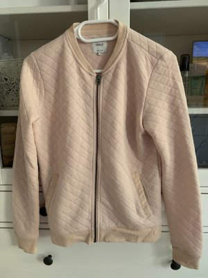 rosa Strickjacke ONLY