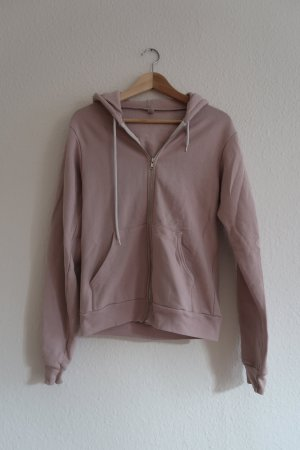 rosa Sweatjacke /Strickjacke