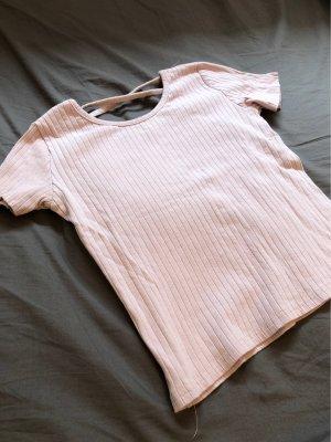Rosa T-Shirt Gr. S