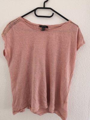 Rosa T-Shirt von Esmara in Größe 38/40