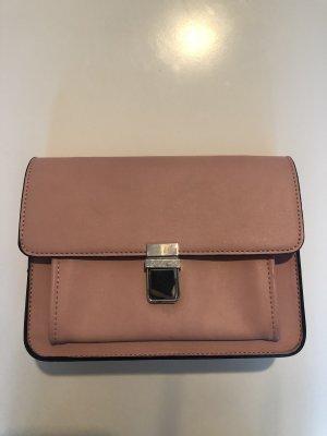 Rosa Tasche von Pull & Bear