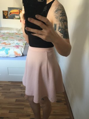 Asos Circle Skirt pink-light pink