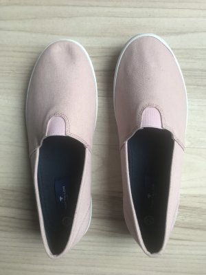 Rosa Tom Tailor Sweatshoes in Größe 38, neu!