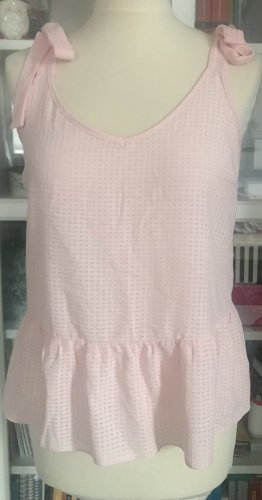 Atmosphere Top peplum rosa
