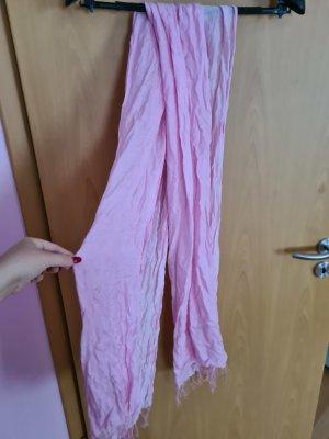 Zara Chal veraniego rosa claro