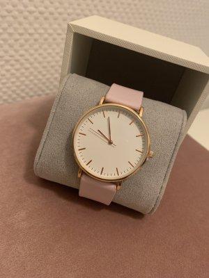 Rosa Uhr von H&M wie neu