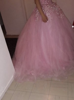 cinderella Evening Dress light pink