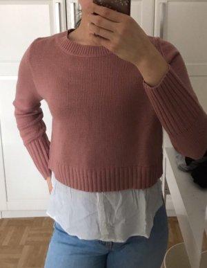 H&M Sweater Twin Set multicolored