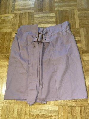 Copperose Wraparound Skirt pink-dusky pink