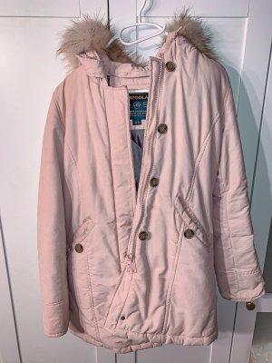 MATOGLA Fur Jacket light pink-natural white