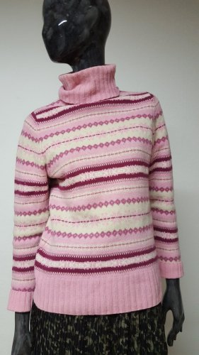 Brookshire Wool Sweater multicolored wool