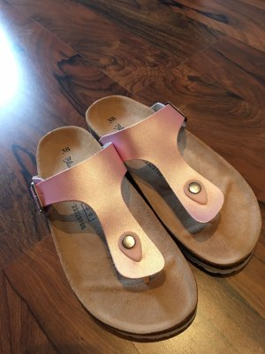 Blue Motion Sandalo comodo beige-rosa