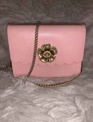 Coach Mini sac rose-violet