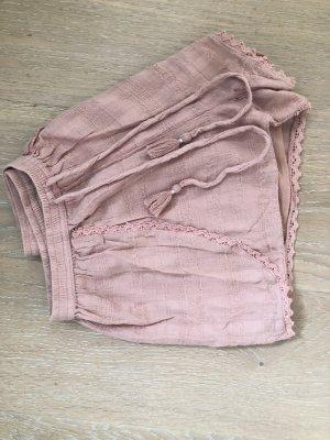 American Eagle Outfitters Short lichtroze-roze