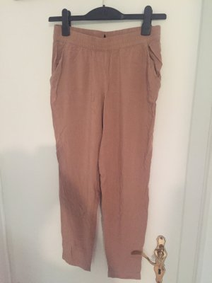H&M Stretch Trousers dusky pink