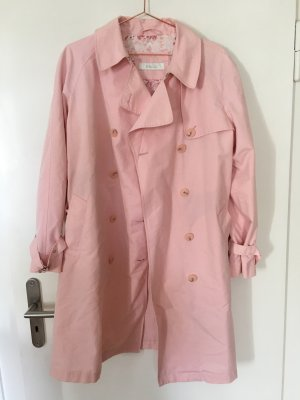 Aygill's Trench Coat dusky pink