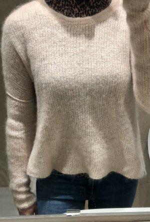 By Marlene Birger Wool Sweater pink alpaca wool