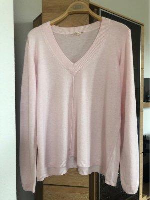 Rosafarbener Pullover von Esprit