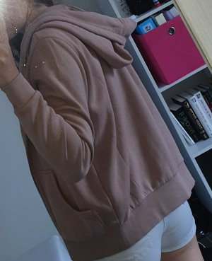 Woman for H&M Hoody rose-gold-coloured