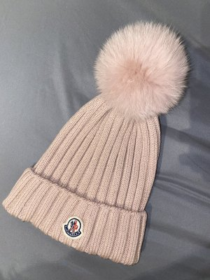 Moncler Knitted Hat multicolored