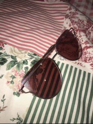 Rosane Sonnenbrille