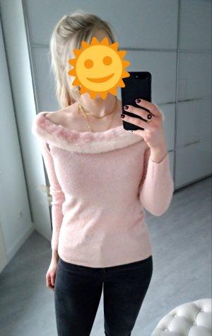 Bluemarine  stoffig roze-rosé