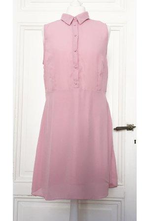 Rosanes ärmelloses Kleid von Reserved NEU