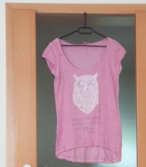 Key Largo Camiseta blanco-rosa