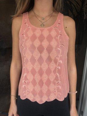 Danity Blouse Top pink
