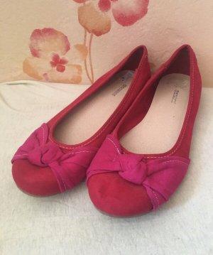 Rosarote Ballerinas