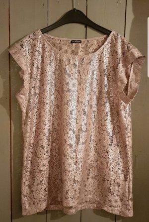 rose/beiges T-Shirt von mötivi
