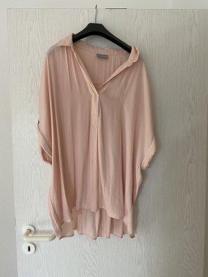 Rosé C&A Kurzarm Bluse
