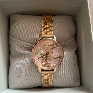 Rosé Damen Armbanduhr