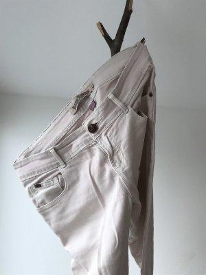 Rosé farbene Jeans