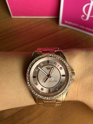 Rosé Gold Juicy Couture Uhr