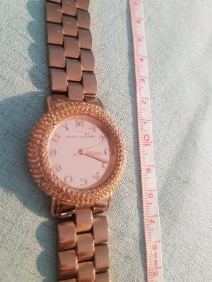 Rose Gold Marc Jacobs Metal Watch