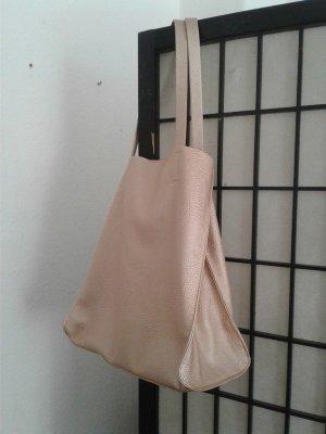 Rosé-goldene Handtasche von Vero Moda