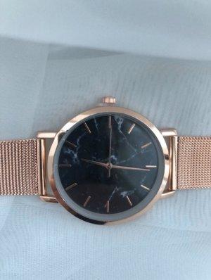 Orologio automatico color oro rosa