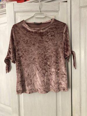 Primark Shirt basique or rose